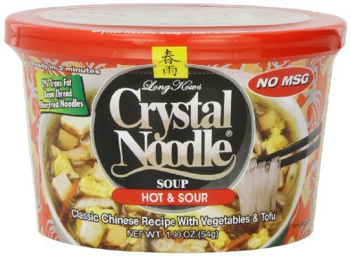 Crystal Noodle Soup Hot  Sour 19 Ounce Pack of 6 ** Learn more by visiting the image link.Note:It is affiliate link to Amazon.