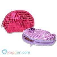 Portemonnee glitter -  Koppen.com