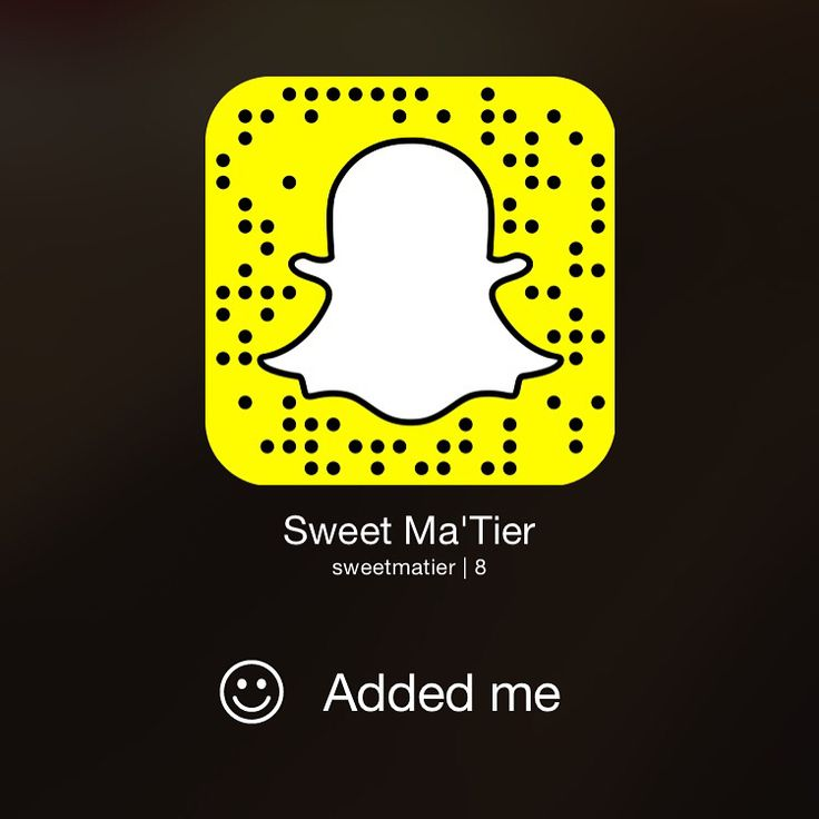Sweet Ma'Tier is now on snapchat!!! Add me and lets go on a journey of all things sweet, sticky & delicious