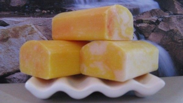 "Lemon Myrtle – Goats Milk Soap - This bar is perfect for the early morning or when you wish to lift your day. As with our other bars we use ""Australian Goats Milk"" with the purest Lemon Myrtle oil, all blended to achieve this experience.  All our Goats Milk Soap bars are based on pure vegetable oils and are 124 grams when made, and we expect them to last you between 4-6 weeks with normal use."