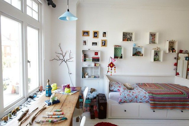 Shelf Appeal - Kids' Bedroom Ideas - Childrens Room (houseandgarden.co.uk)