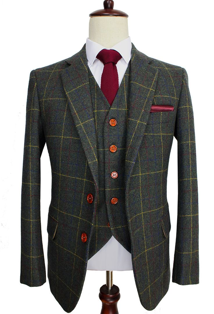 Cheap suits neck designs for women, Buy Quality suit sack directly from China suit skin Suppliers:       Tailor made men's suit store            Retro gentleman style Grey Classic Tweed tailor wedding sui