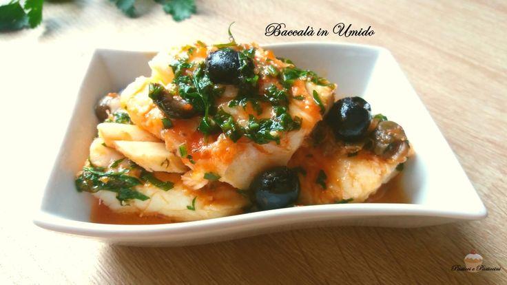 Il Baccalà in Umido è una ricetta semplice e gustosa, un ottimo secondo di pesce a costo contenuto perfetto per tutta la famiglia.