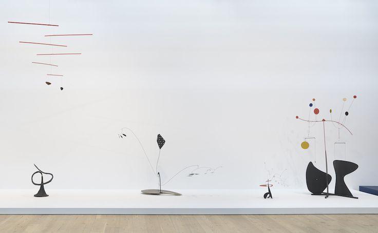 Jill Magid Takes a Calder Mobile for a Spin at the Whitney Museum - Magid will activate one of Calder's standing mobile sculptures whose base and top were mismatched and separated in the 1960s.