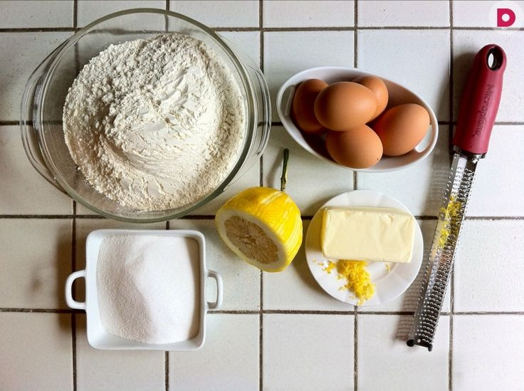 Песочное тесто: мастер-класс от Джейми Оливера, рецепт приготовления