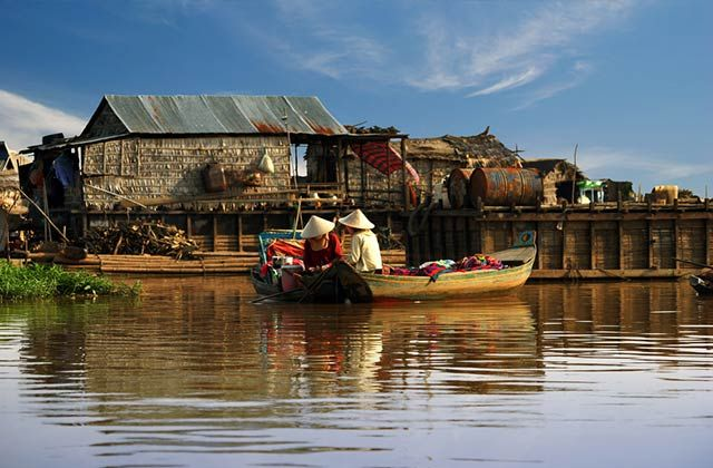 Floating Village, Siem Reap.