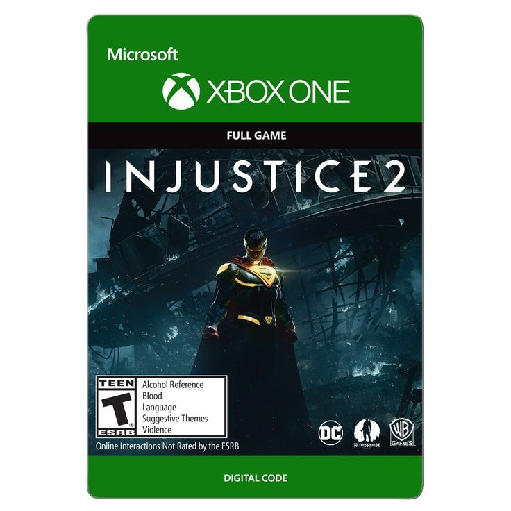 Xbox One Injustice 2: Standard Edition $59.99 - Email Delivery