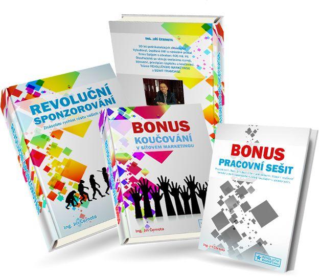 E-book Revoluční sponzorování - praktické návody jak úspěšně sponzorovat v MLM. http://www.jaroslavkovar.cz/revolucnisponzorovani