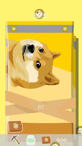 Want to see what it's like to be a doge millionaire? What about a doge billionaire? You can make it rain dogecoins and see what it feels like to be a rich shibe! Such doge game, much dedication , collect shibe mint and  upgrade your way to much success. If you liked cookie clicker type games then you'll love this!How much will you be able to earn?Earn points by investing in community Get points from faucets Upgrade your mining to earn points without swiping!Much shibe, such...