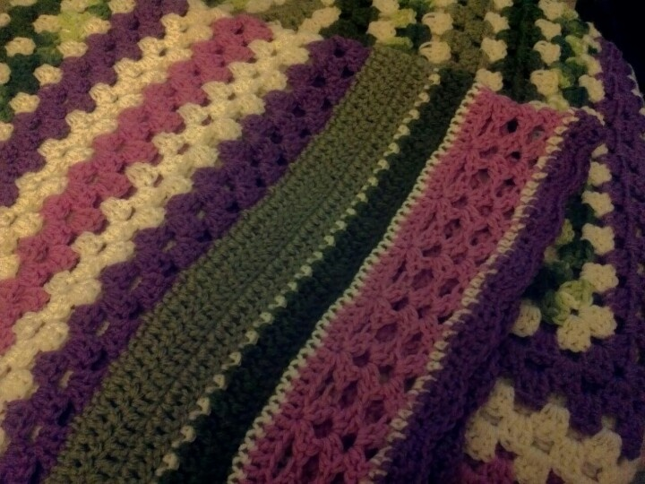 Afghan My Crochet Pics Only No Patterns Pinterest