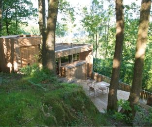 The Love Shack, Self Catering Accommodation Near Lake Windermere, The Lake District, Cumbria.