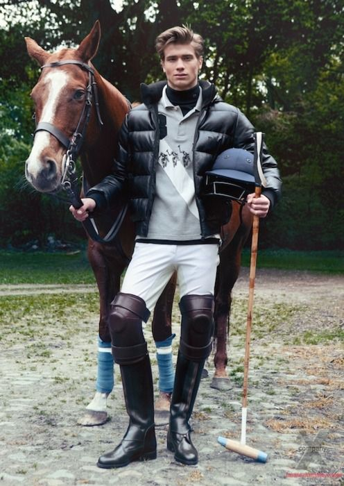 Moritz Mitterbauer for SCAPA Sports F/W 2011.12