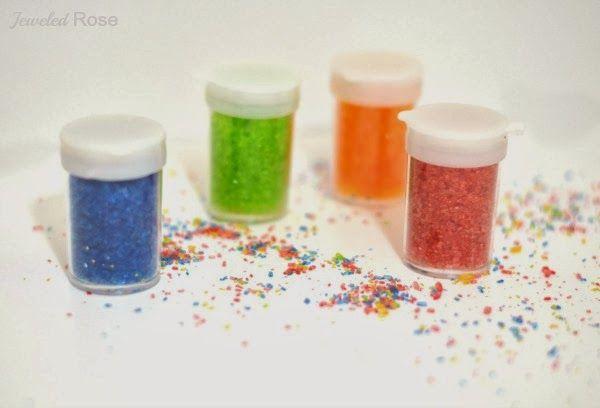 homemade glitter recipe