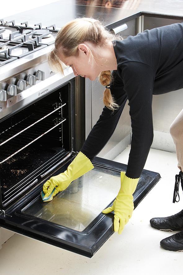 Städa köket på 60 minuter!