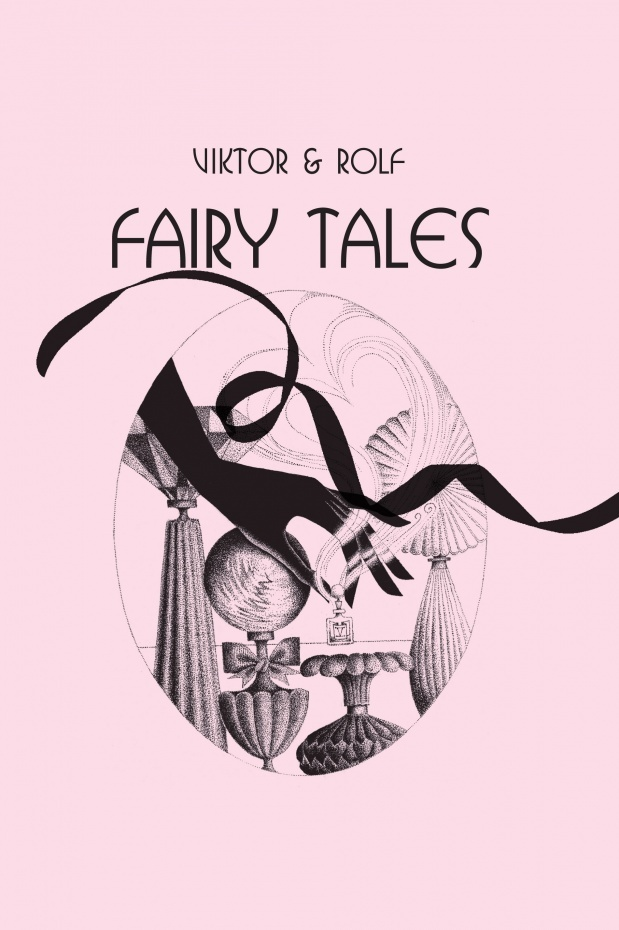 FAIRY TALES by Viktor & Rolf. Just in time for xmas the book brings together 12 original fairy tales written and beautifully illustrated by Viktor & Rolf. http://www.vogue.co.uk/news/2011/09/22/viktor--rolf-fairytales-book