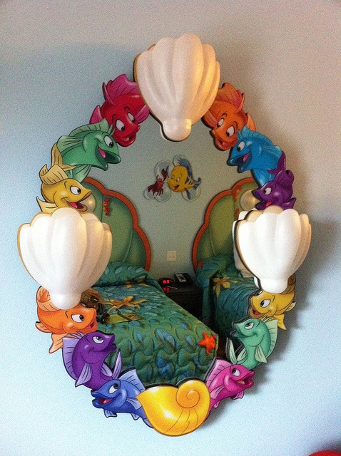 Disney's Art of Animation Resort -   Little Mermaid Rooms