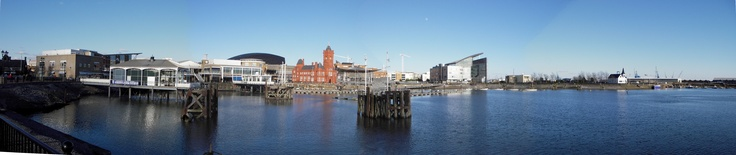Mermaid Quay, Cardiff Bay Great days/nights out!