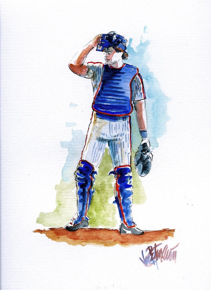 Gary Carter (1954-2012). Rest in peace, Kid.