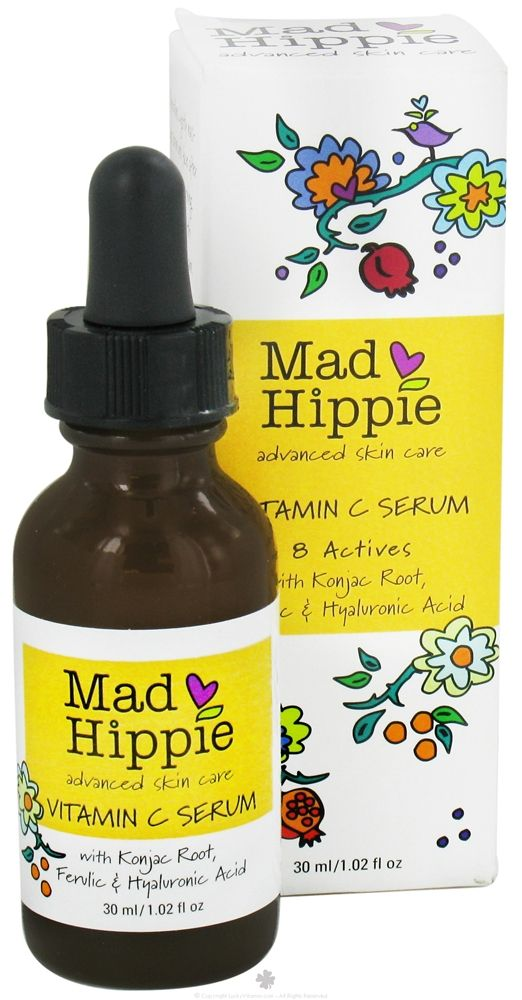 Mad Hippie Vitamin C Serum. Want to try this!