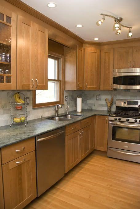 Kitchen Renovation Maple Ridge: 0 - Paul's Kitchen/Entry In 2019
