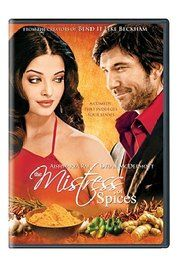 Directed by Paul Mayeda Berges.  With Aishwarya Rai Bachchan, Dylan McDermott. In India, Tilo has the ability to foresee the future. When her parents are killed, she is raised in a traditional spice cult. She becomes Mistress of Spices and is sent to San Francisco with three basic rules: help her clients to meet their desires, but never her own/never leave the store/never touch skin. When meeting Doug, an American, she falls in love, breaks the first rule and is punished by the spices.