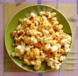 карамельный попкорн (caramel popcorn)
