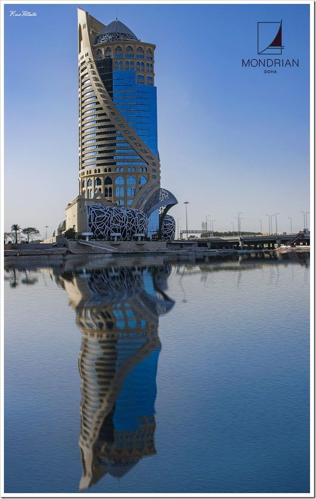 Refined World Class Hotels – Mondrian Doha