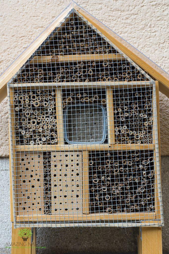 Ein Insektenhotel Selber Bauen Ist Eigentlich Ganz Einfach Allerdings Gibt Es So Einige Fehler Man Dabei Machen Kann Das Liegt Vor Allem An Den