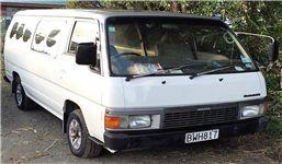 Nissan Caravan 1993 Van  NZD 1200