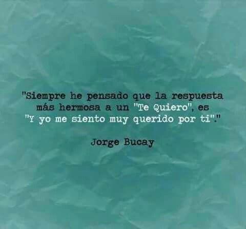 Jorge Bucay.