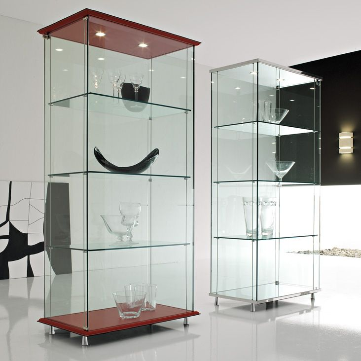 glass form furniture. cattelan italia charme glazed cabinet leather by ca nova design style in its purest form the collection is italian contemporary glass furniture a