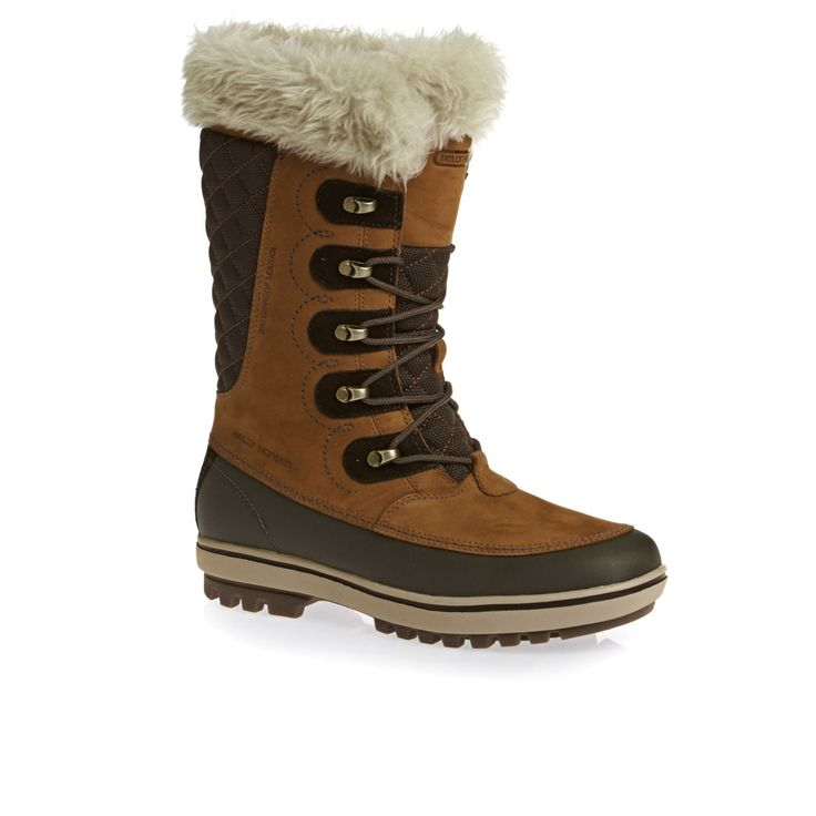 Helly Hansen Boots - Helly Hansen Women's Garibaldi Boots - Whiskey