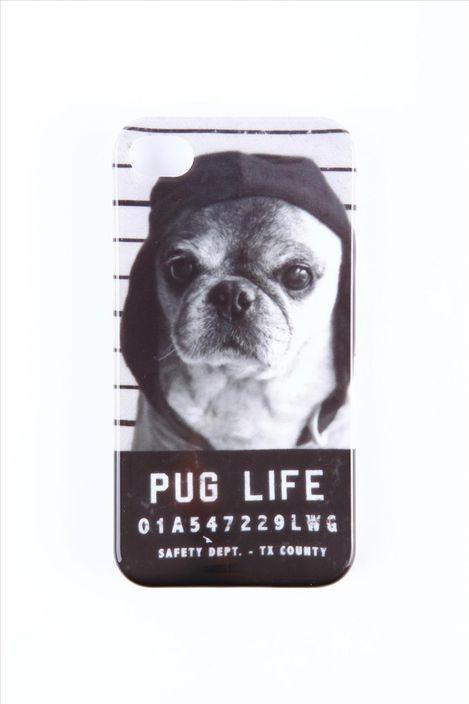 phone cover 4 PUG LIFE