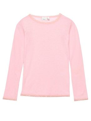 KIDS NITTOP WOOL LONG SLEEVED TOP