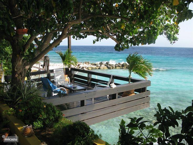 Vakantiehuis Curacao, Curacao-Midden, Saliña, Seaside villa Curaçao