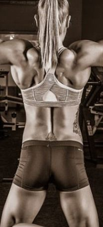 Fitness Form #StrongOverSkinny #Inspiration #WomenLift2