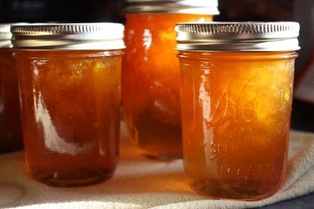 peach-amaretto jam. Plus 1 c. chopped pecans for Peach-Amaretto Pecan Jam.  I ma…