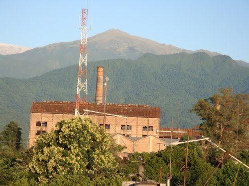 Ingenio de Santa Lucía, Tucumán, Argentina