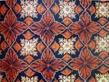 Ceplok. Generalmente son diseños geometricos, aunque pueden ser abstracciones de plantas, semillas, animales o personas.  ambar_kumitir.JPG (450×338)