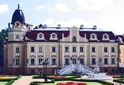 Szapáry-kastély Sorokpolány