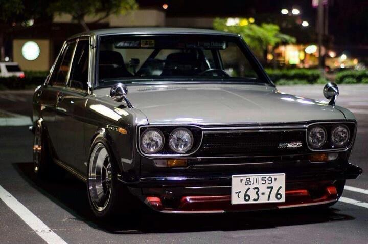 1800 SSS Datsun