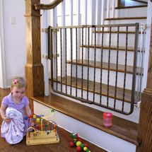 Walmart: Cardinal Gates Stairway Special Child Safety Gate, Bronze