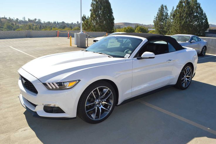New 2017 Ford Mustang For Sale | Woodland Hills CA | 1FATP8UH5H5213814