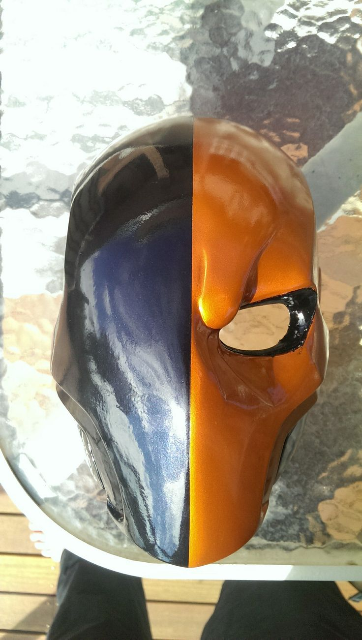 Deathstroke mask #Cosplay