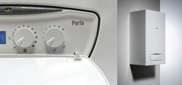 Perla - Boiler - Designed by Tensa Industrial Design, Italy #tensa #perla #industrial #design #boiler #water #caldaia #italy #innovita #hot #knob