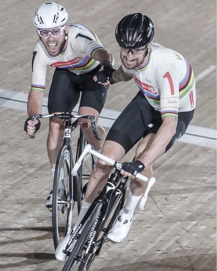 """Cavendish & Wiggins at Six Day London."" by UK photographer Matthew Bailey conquistacc"