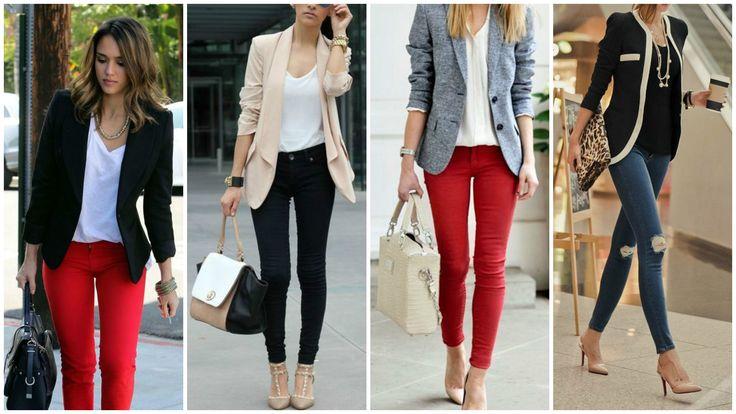 Kot Pantolonlarla Şık Kombinler #jean #women #howtowear #outfit