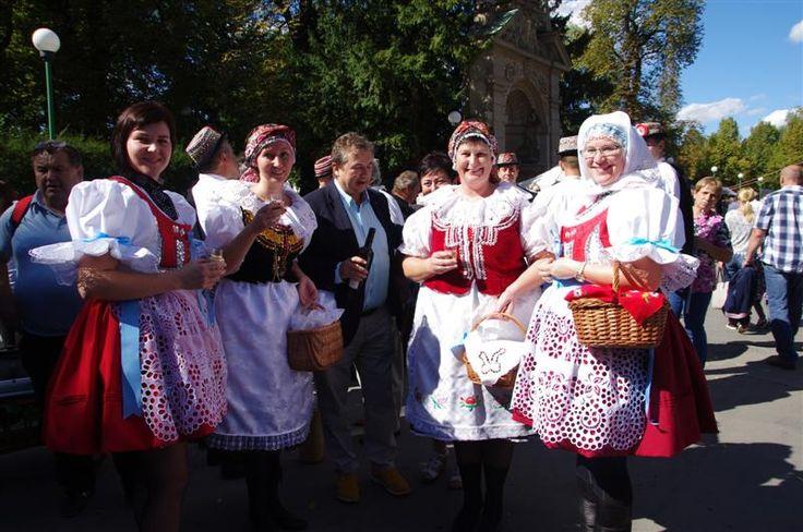 Obec Žarošice - Žarošané v Praze