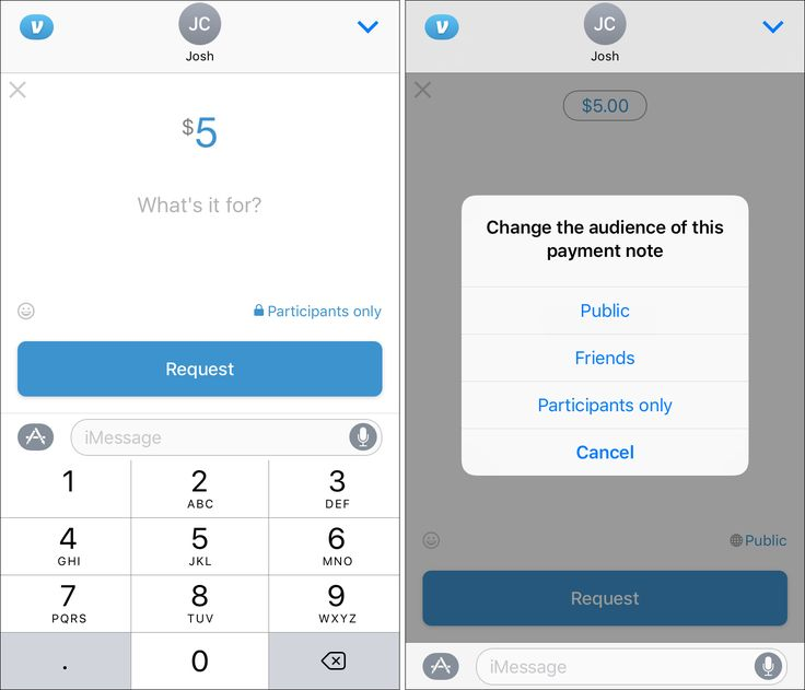 Circle, Square, and Venmo: Payment Apps Let You Pay via iMessage