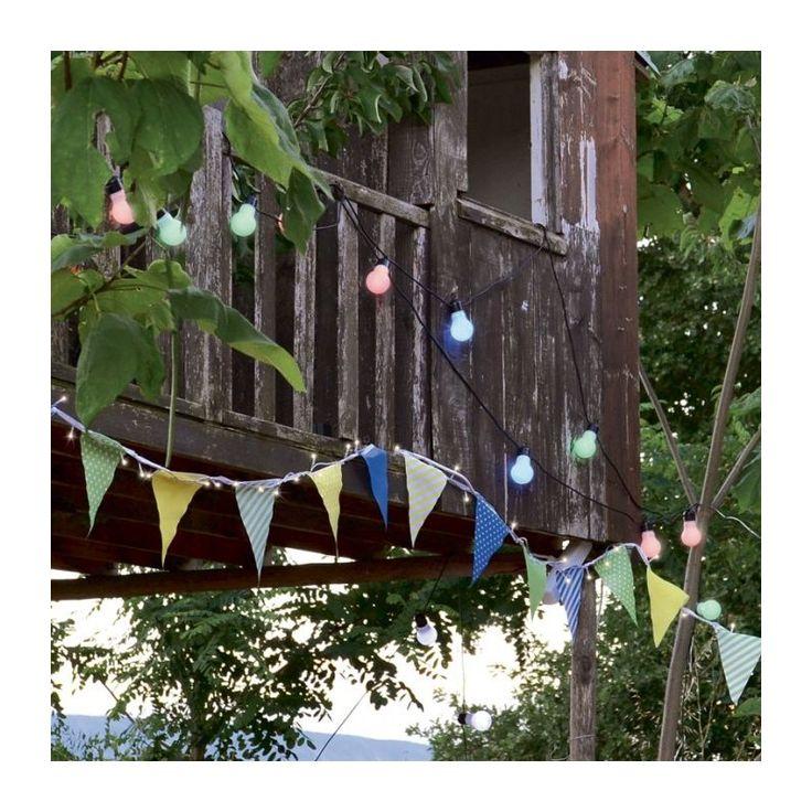 16 best Décoration Guirlande led pour jardin images on Pinterest